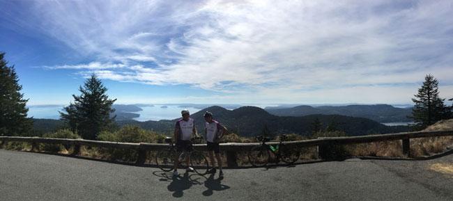 San Juan Islands Cycling Tour - Washington Bike Routes