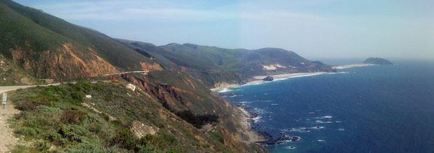 California Bicycle Tours Big Sur And California Coast Bike