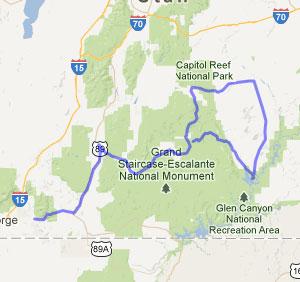 Utah Mighty  Parks Tour